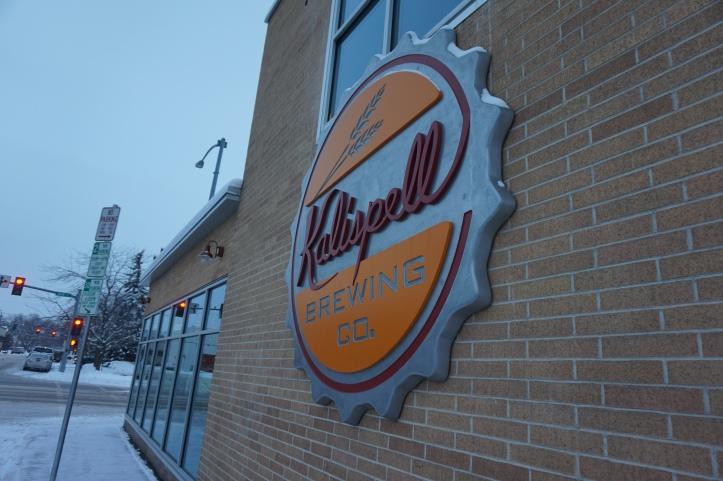 Kalispell Brewery Montana