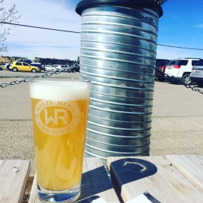 Wildrose Brewery Calgary - Patio