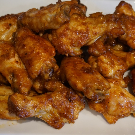 beer bbq wings