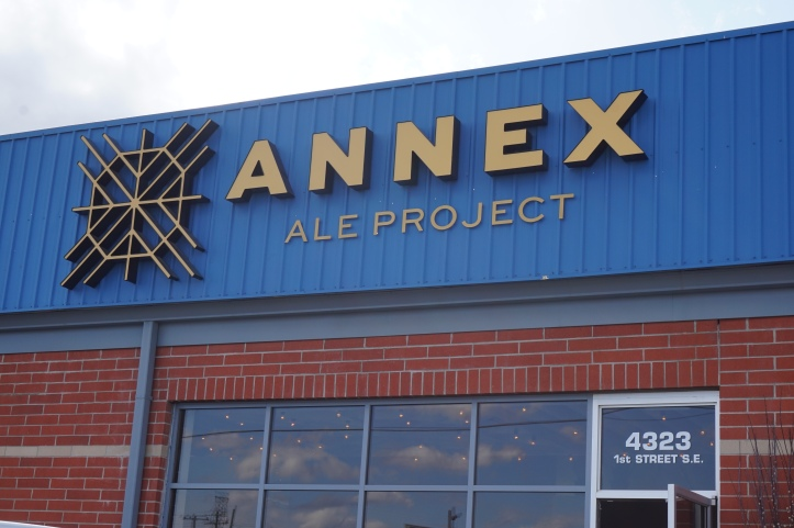 annes ale project