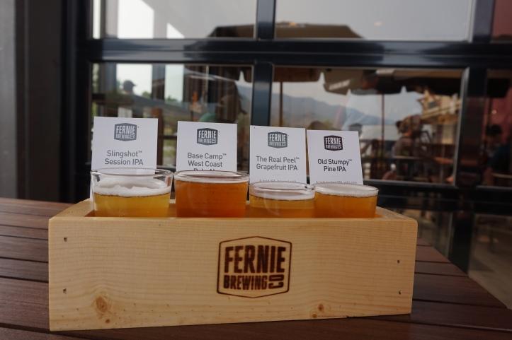 fernie beers