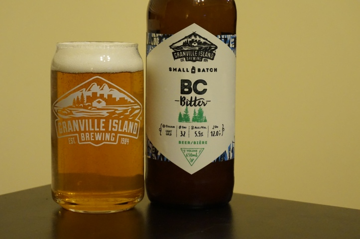 Granville Island Brewing BC Bitter