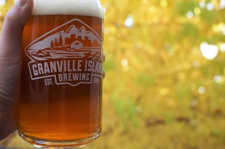 Granville Island Brewing So-Cal IPA