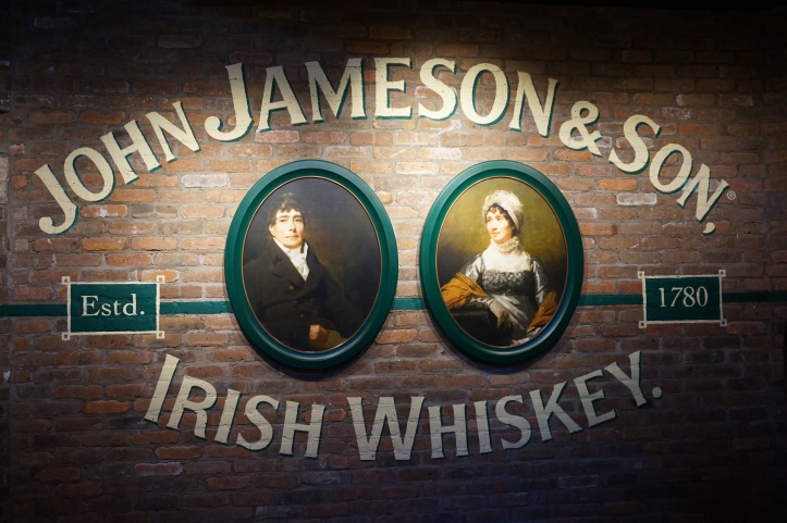 Jameson sign
